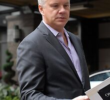 Tim Robbins by DaveVaughan