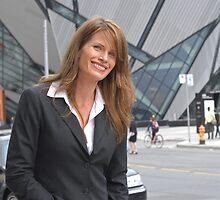 Monika Schnarre  by DaveVaughan
