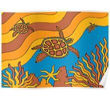 Goorlil - (turtle) irralb season (autumn) Poster