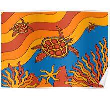 Goorlil - (turtle) lalin season (summer) Poster