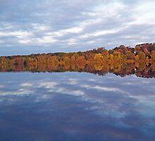 Autumn Landscape by Caren