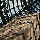 Melbourne Central Shot Tower by Max Klodinsky