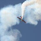Twisting Aerobatics by Dean Redsell
