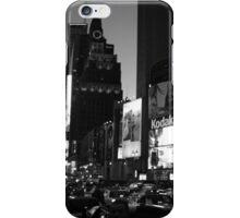 Times Square 2003 > iPhone Case/Skin