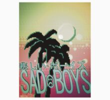 Sadboys Palm Trees T-Shirt