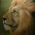 Lion by Valerie Simms