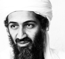 I am not Osama Bin Laden Sticker