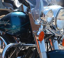 Motorcyle Harley Davidson at Festvival by connie3107