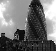 London's phallic symbol? by Eugene Francis Cummings