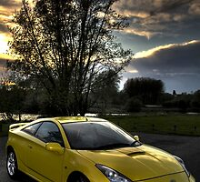 Toyota Celica T-Sport by Stephen  Smith