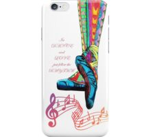 LOVE RHYTHM iPhone Case/Skin