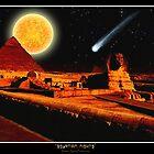 """Egyptian Nights"" by Skye Ryan-Evans"