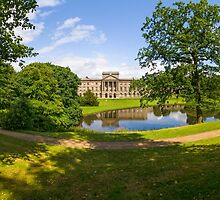 Lyme Park by TomGreenPhotos