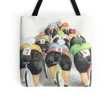 The Back End of the Bunch Tote Bag