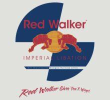 Red Walker by David Benton