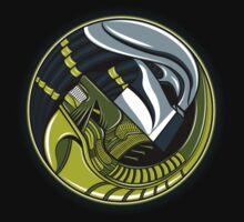 Alien Yang by David Benton