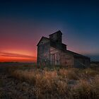 Big Barn Dawn by Ian McGregor
