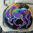 Rock 'N' Ponies - FREE SPIRIT PONY #3 by louisegreen
