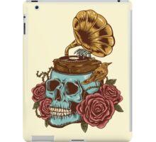 stuck on my head iPad Case/Skin