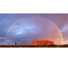 Uluru Dreaming Photographic Print