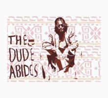 The Big Lebowski: Dude Abides T-Shirt