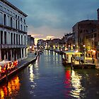 Venice Night by cthans