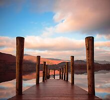Ashness Jetty by Greenfields87