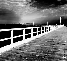 THE JETTY  by helmutk