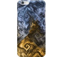 Thoughts About the Fall of Humanity iPhone Case/Skin