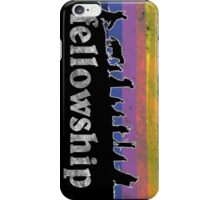Fellowship of the patagonia iPhone Case/Skin