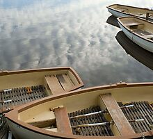 Row Boats by Marie Watt