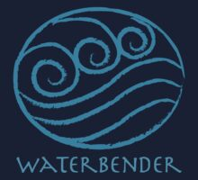 Waterbender Kids Clothes