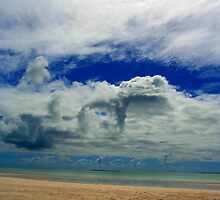 Clouds, Cocos (Keeling) Islands, Indian Ocean by jwatson