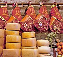 Pancetta E Formaggio by phil decocco