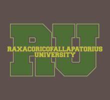 Raxacoricofallapatorius University Kids Clothes