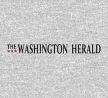 The Washington Herald - Red Stars Kids Clothes