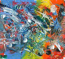 Neko Abstract #10 by NekoChohlis