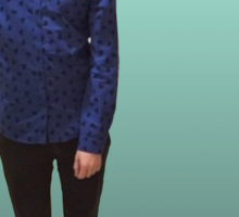 Phil Lester Partyboy Sticker