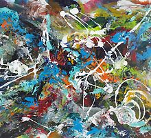 Neko Abstract #12 by NekoChohlis