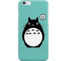 My Neighbor Totoro iPhone Case/Skin