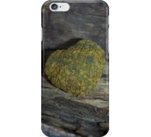 No heart should be green with envy… iPhone Case/Skin