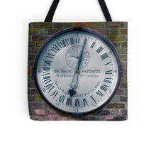 The Shepherd Gate Clock Tote Bag