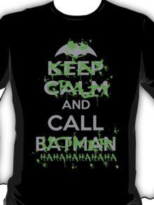 Stay Crazy (Green Version) T-Shirt