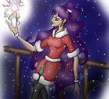 The Christmas Faerie  by Vestque