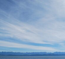 Flathead Lake, Montana by marycloch