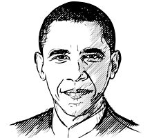 Barack Obama  by ranker666