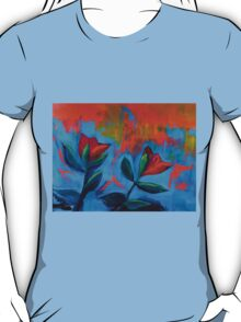 Dancing Tulips T-Shirt