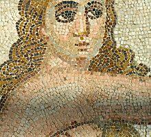 Roman Mosaic by Marie Watt