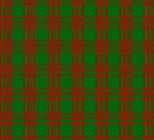 Clan Menzies Tartan by thecelticflame