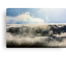 Love That Fog! Canvas Print